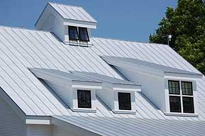 Metal roof gauge